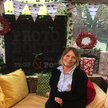 Debbie Bailey Lifestyle Coordinator at Priory Court Care Home Epsom