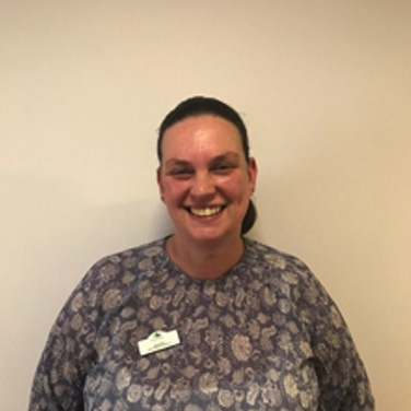 Mandy Melia Head of Residential Services at Priory Court Care Home Epsom